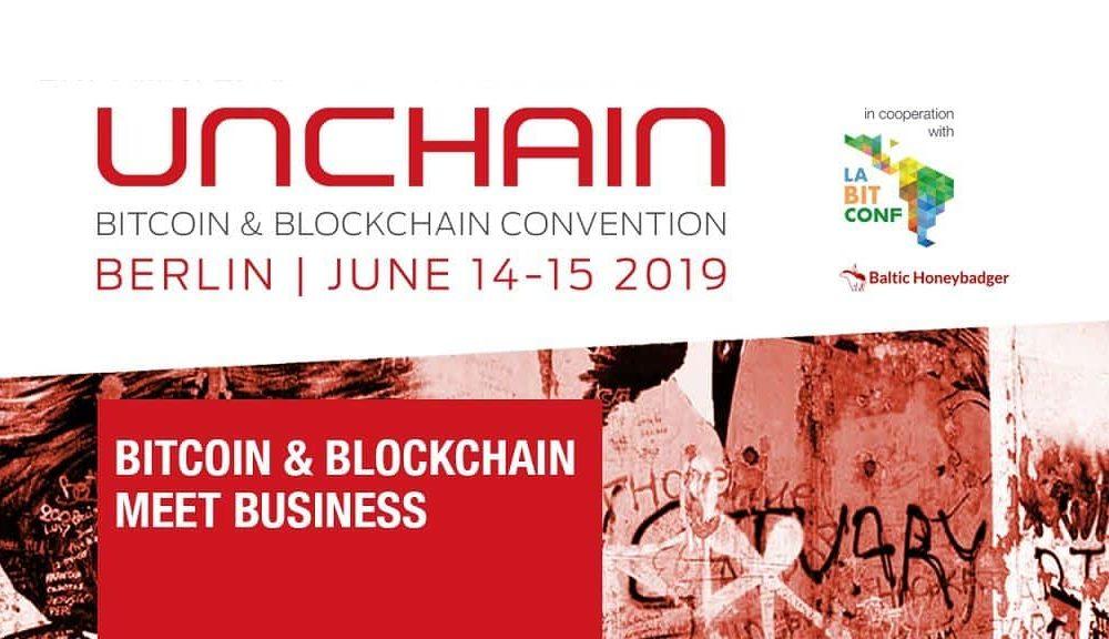 Станет ли конференция UNCHAIN 2019 крупнейшим событием в мире блокчейна?