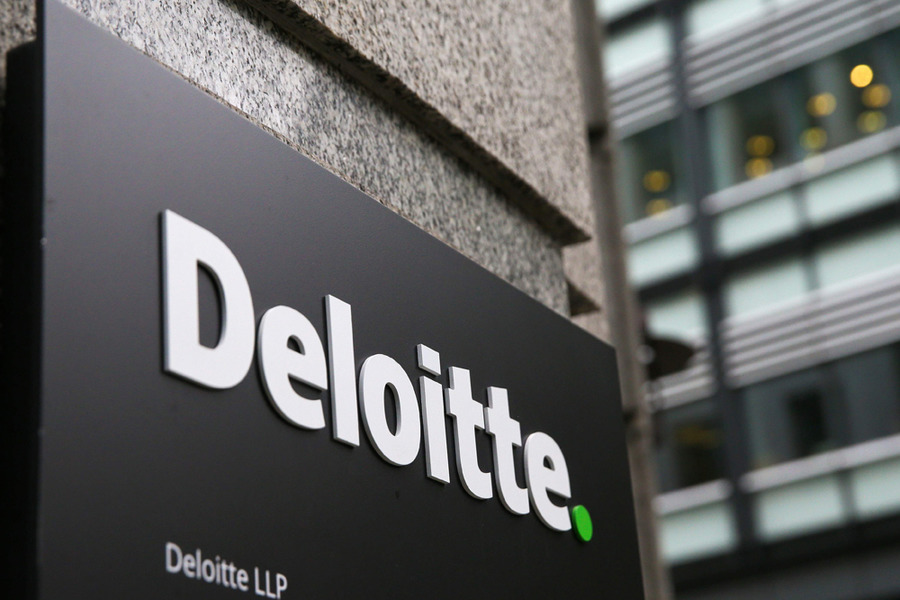 Deloitte блокчейн