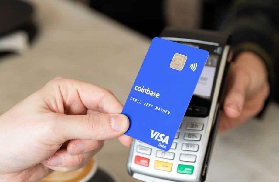 Coinbase Visa — пластиковая карта с биткоинами! Теперь можно купить пиво на криптовалюту!